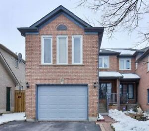 Offered For First Time, Corner Townhome (Just Like A Semi)