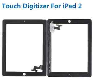 iPad 2 Touch Screen Digitizer Screentouch Digitizer Glass Lcd Cambridge Kitchener Area image 2