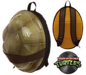 BRAND NEW Teenage Mutant Ninja Turtles 3D Molded Shell bag
