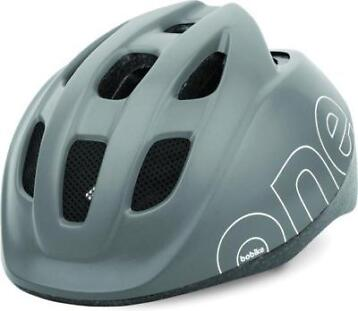 Bobike ONE - Kinderhelm - Maat XS (46-52 cm) - Urban Grey