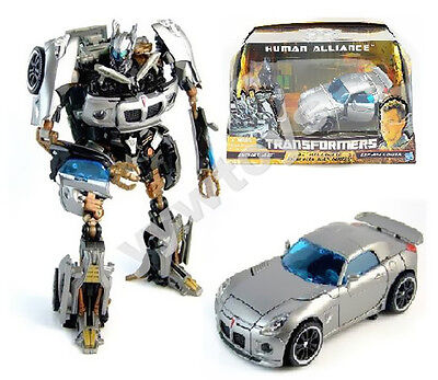 "Transformers Human Alliance Autobot Jazz 6"" Toy Action ..."