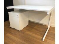 Imperial 1200mm desk and pedestal set