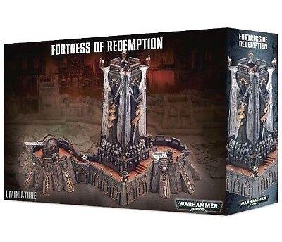 FORTRESS OF REDEMPTION BIG-Box Imperial Terrain Set-Games Workshop Warhammer 40K