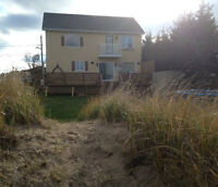 Beach house directly on beautiful sandy beach