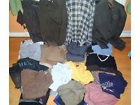 job lot mens clothes
