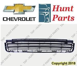 Chevrolet Grille Hood Bumper Cover Front Rear Fender Absorber Couverture Pare-Chocs Arrière Avant Aile Capot Absorbeur