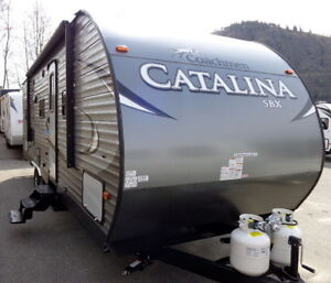 NEW 2018 CATALINA -SALE PRICE$$ -261BHS--SBX