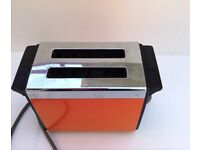 Vintage WIGO Two Slot toaster - T1069 - Genuine 1970s - Funky/Collectable