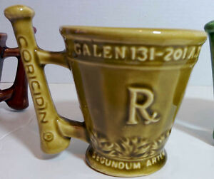 McCoy3 Schering RX Coricidin Advertising Cup Mugs  (Pierrefonds) West Island Greater Montréal image 1