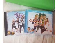 2 cheetah girl CDs