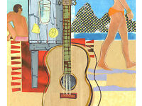 Bossa Nova Latin Jazz Samba MPB vocalist needed