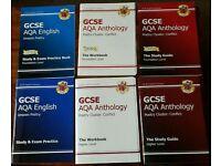 Bundle GCSE AQA ANTHOLOGY