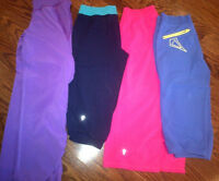 Ivivva Girls Size 12 Yoga Dance Lot I Ship  Ivivva Purple Studio