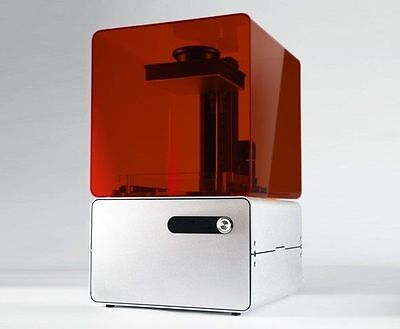 The adoption process for 3d printers is slow