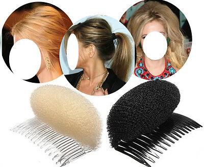 DUTT 03 Frisurenhilfe VOLUMEN BUN bumpits Haarklammer Füllstoff für Haarknoten