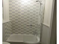 bathroom & kitchen fitting refurbishment maintenance, fitter, heating, tiling plumbing decorating