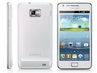 NEW Samsung Galaxy S2 GT-I9100 White/Black (UNLOCKED) Boxed