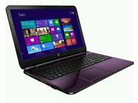Hp 15 laptop - RRP £380
