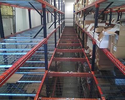 Pallet Rack Supported Mezzanine Racks Racking