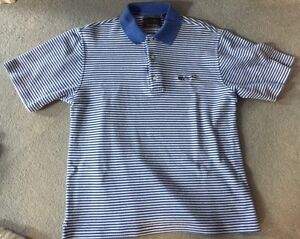 Greg Norman Shark, polo shirt, Men's Med