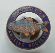 Fishing Badges