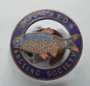 Fishing Badges
