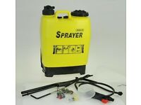 20 Litre Water back pack sprayer Weed Killer