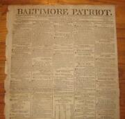 Newspaper Baltimore
