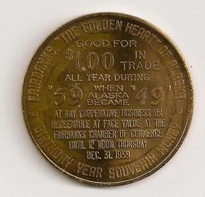 Alaska Coin Ebay