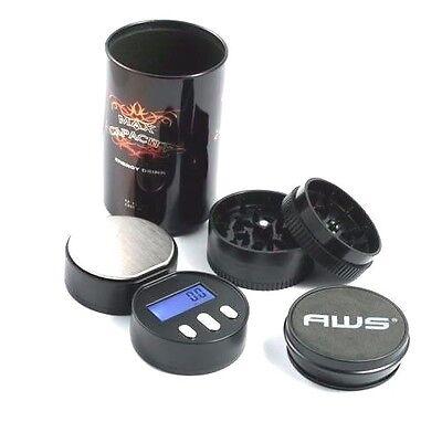 AWS MC2-500 Fake Soda Can Digital Scale W/ Spice Grinder 500gX0.1g Backlit LCD