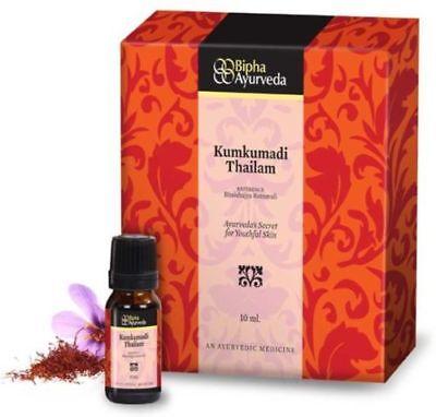 Bipha Ayurveda Kumkumadi Thailam (10ml) NIB Original Lowest Price Top Quality...