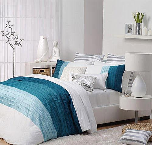 Teal Quilt Cover Ebay