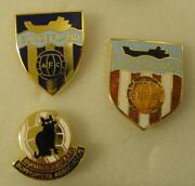 Football Badges Lot