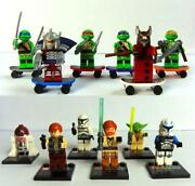 All Lego Star Wars Minifigures