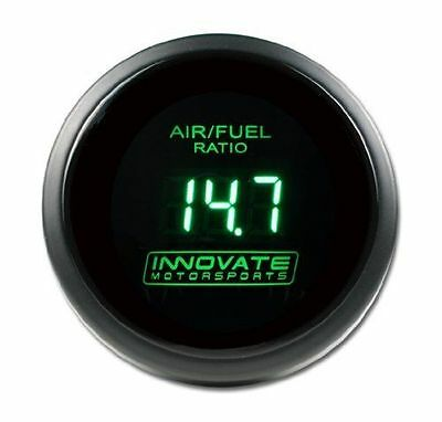 Innovate LC2 Wideband DB 52mm GREEN LED Gauge LC-2 (DISPLAY GAUGE ONLY) 3872 for sale  Shipping to South Africa