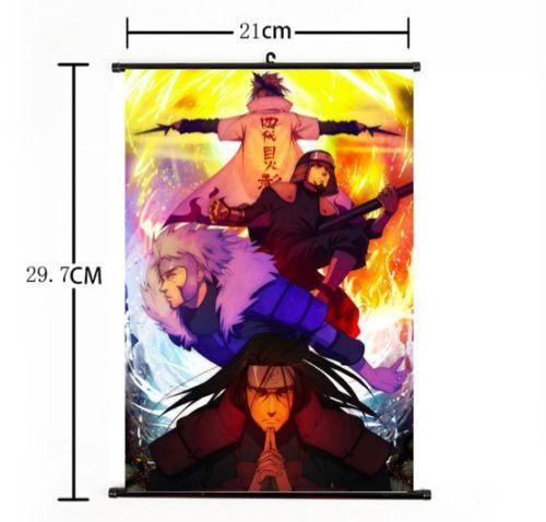 Japan Anime Naruto home decor Wall Scroll Poster 183