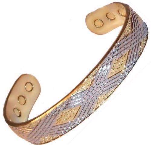 mens solid copper bracelet ebay. Black Bedroom Furniture Sets. Home Design Ideas