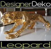 Leopard Figur