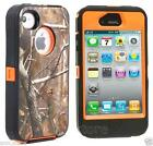 iPhone 4 Hard Case Camo