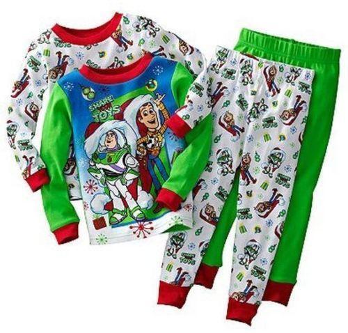 Toy Story Pajamas 3T | eBay