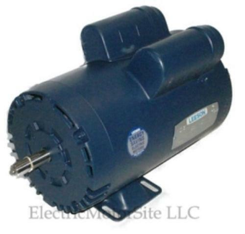 5 hp 1 phase motor ebay for 5 hp single phase motor