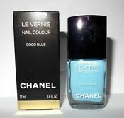 Chanel Nail Polish Coco Blue