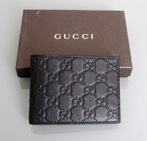 Gucci wallets for men ebay