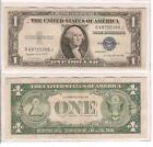 1935 G Dollar Bill
