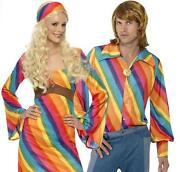 Ladies Fancy Dress Costumes Hippy
