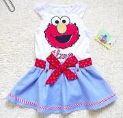 Elmo Girls Clothes