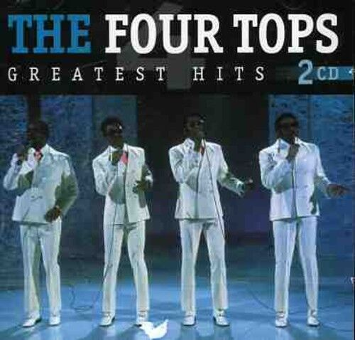 The Four Tops - Greatest Hits [New CD] Holland - Import