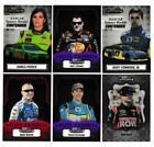 Press Pass Contenders Single Auto Racing Cards