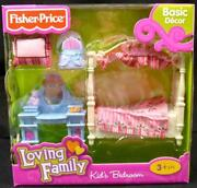 Fisher Price Loving Family Kids Room