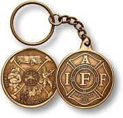 IAFF Challenge Coins